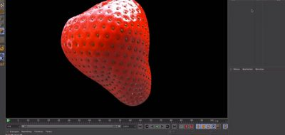 Techniques for Modeling a Realistic Strawberry in Modo Archives