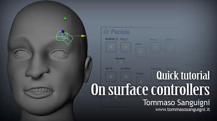Quickly Creating Presto-Like Surface Controllers in Maya