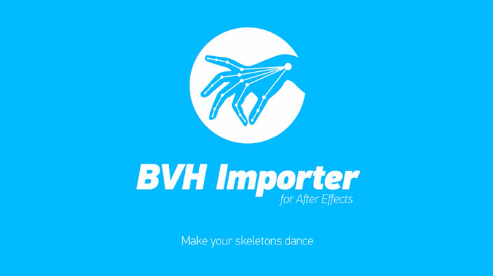 Use MoCap Data in After Effects With the BVH Importer