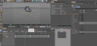 Cinema 4D Morphing 101, Turn an F1 Race Car into a Suitcase