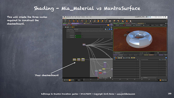 Migrating from Softimage? Check out the Softimage To Houdini Guides