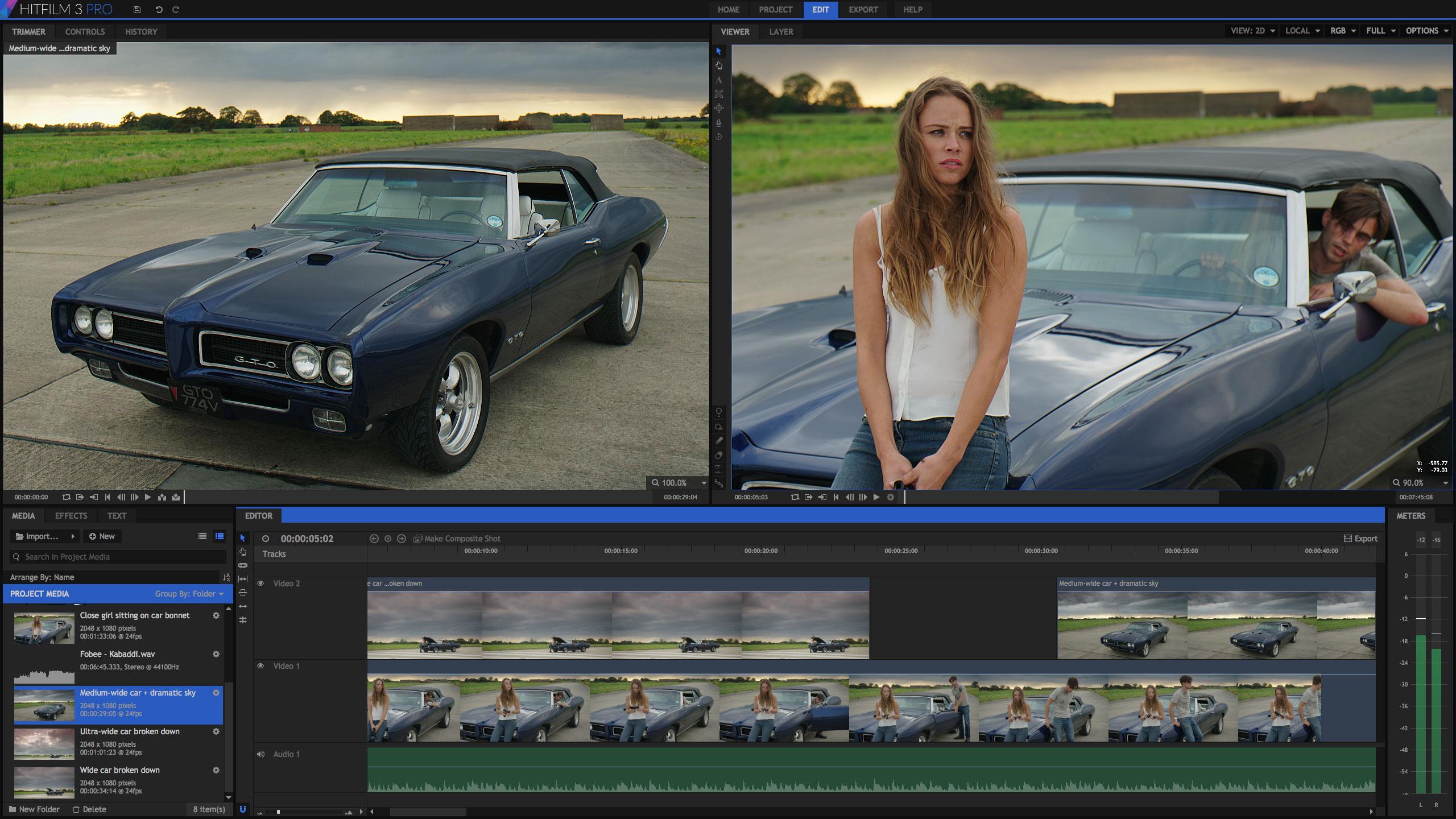 HitFilm Pro 3