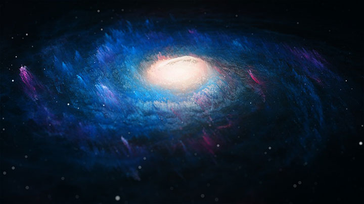Build Galaxies With Trapcode Form Lesterbanks