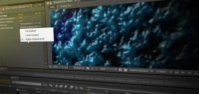 Creating a Digital Wipe Effect in After Effects Using Native