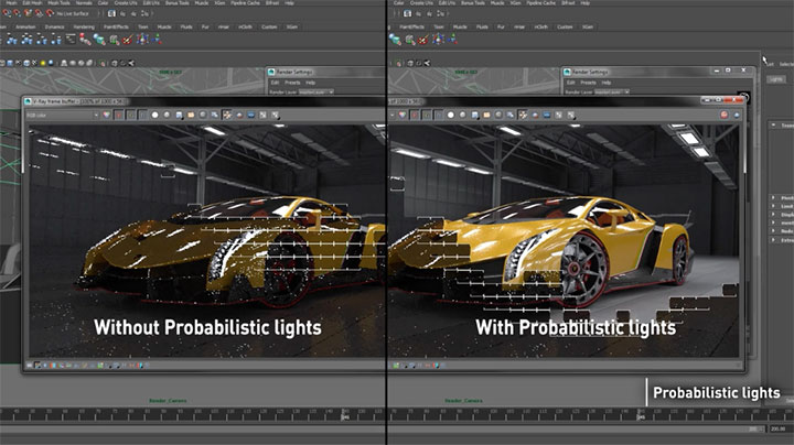 V Ray 3 For Maya New Features In Action Lesterbanks