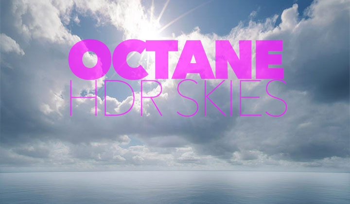 Using Hdr Skies With Octane Render - Lesterbanks