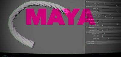 maya rope rigging script Archives - Lesterbanks