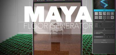 maya floor tiles script maya script to place floor tiles