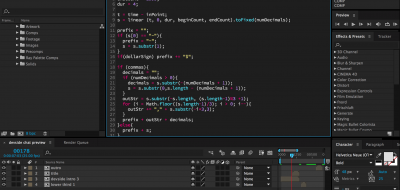 Have Your After Effects Scripts Interact With External JSON Files