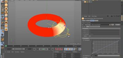 Vertex Map Animator Plugin for Cinema 4D Assists with Map