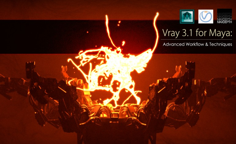 Vray advanced production techniques