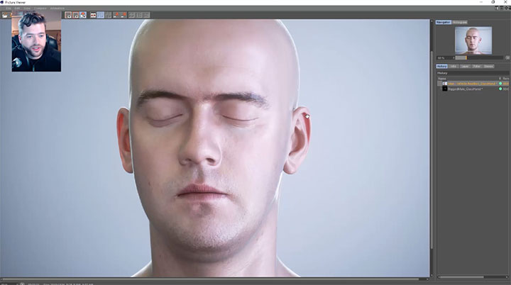 Create an Easy Skin Shader With Octane for C4D - Lesterbanks