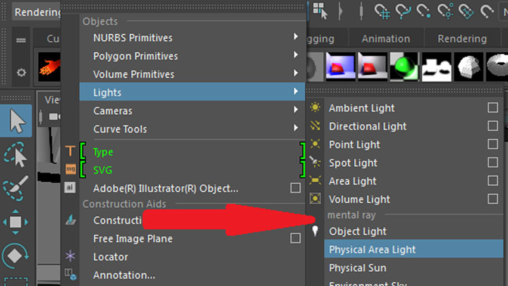 Using Modern Materials in Maya 2016, The MILA Layering Shader