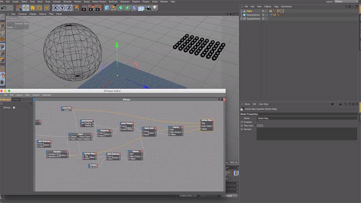 Range Mapper & Iteration Basics in Xpresso - Lesterbanks