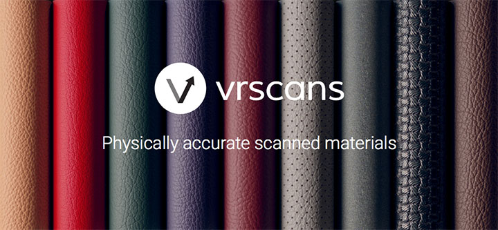 VRscans Offers a Service for Scanning Physically Accurate Materials