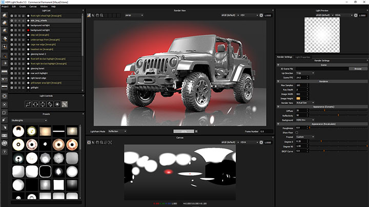 Lightmap Launches HDR Light Studio 5 3 With New Area Lights Feature