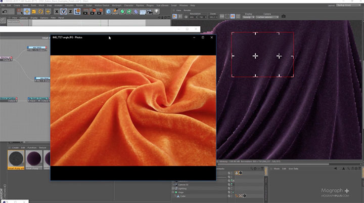 Get Realistic Looking Fabric Shaders With Arnold in Cinema