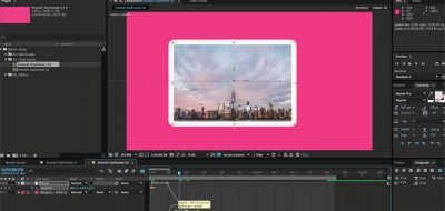 Understanding the After Effects Graph Editor for Adjusting