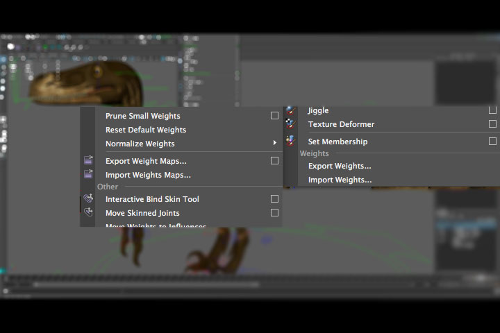Maya Has Two Ways to Export Skin Weights  Which Do You Use