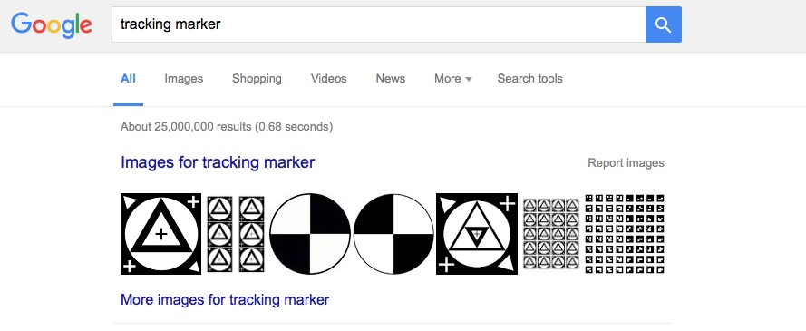 tracking-markers-search