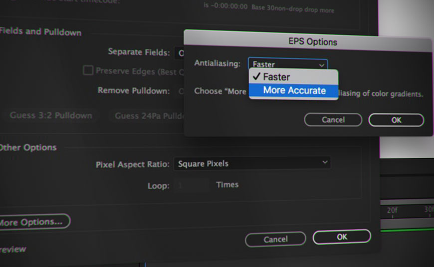 """Don't Forget About """"More Accurate"""" EPS Options in After"""