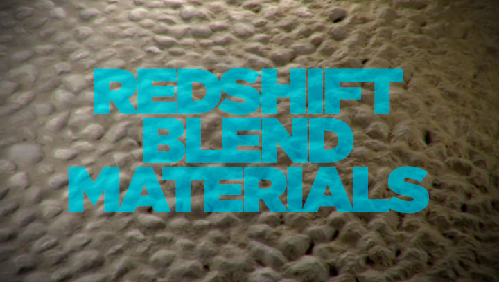Blend Materials Based on Displacement With Redshift - Lesterbanks