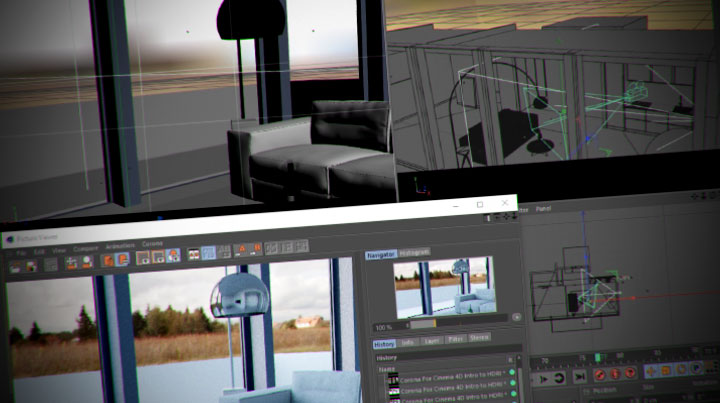 A Quick Introduction to HDRI With Corona C4D - Lesterbanks