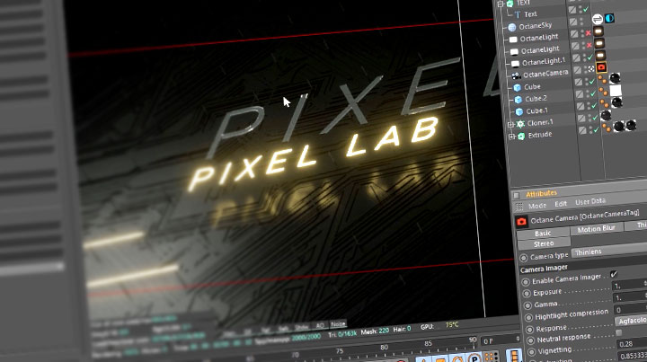Fix Octane Fireflies and Speed Up Your Renders - Lesterbanks