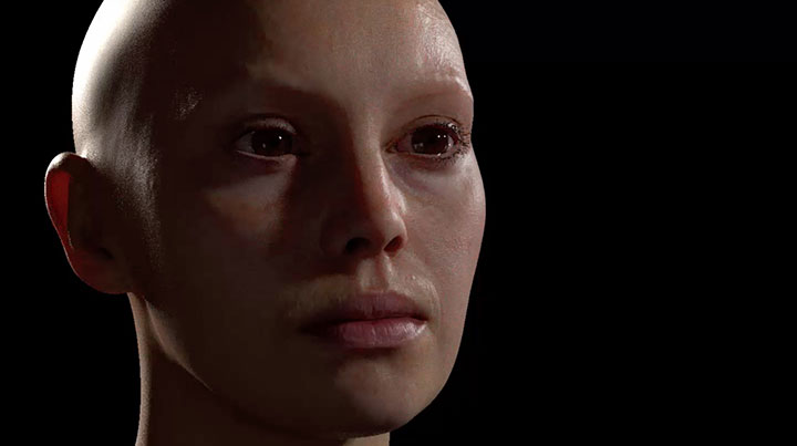 Working With Arnold's Standard Surface for Realistic Skin