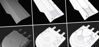Maya hard surface modeling Archives - Lesterbanks