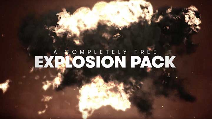 Download 40 Free Explosion VFX and SFX From PremiumBeat