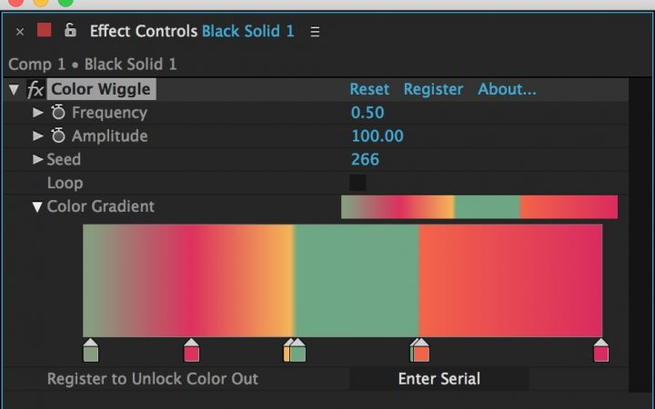 RowByte Color Wiggle is Now Free - Lesterbanks