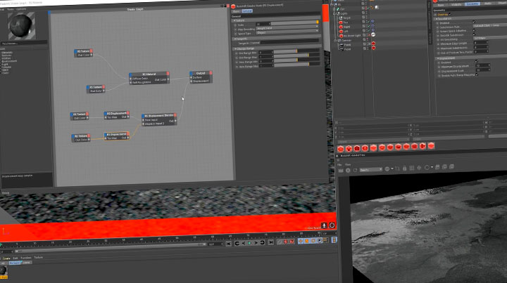 Creating Puddles With Redshift and Cinema 4D - Lesterbanks