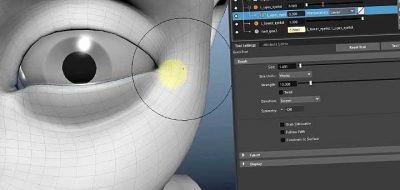 Maya | SHAPES BlendShape Editing Tool - Lesterbanks