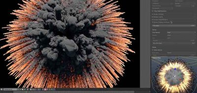 Tips for Working With Smoke & Cycles in Blender - Lesterbanks