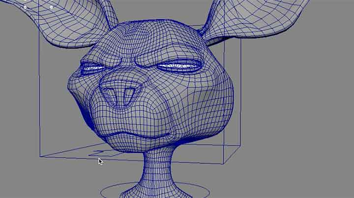Adding a Sticky Lips Rig to a Character in Maya - Lesterbanks