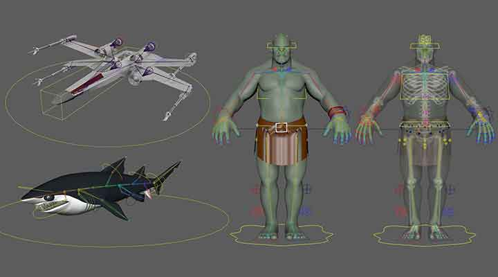 Learn Rigging Fundamentals With This 10-Week Course