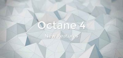 See Octane 4's Out of Core and Denoiser Features in Action