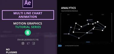 Create Animated Charts in Ae With Infographics Toolkit