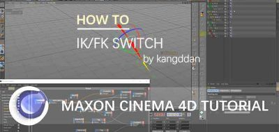 Download NikoMedia's Scene Rig for C4D - Lesterbanks