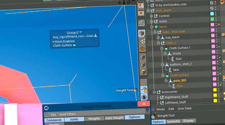 Tips for Using Viewport Heads-Up Display in C4D - Lesterbanks