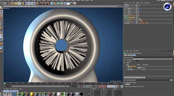 How to Get C4D's Hair Object Working With Volume Builder - Lesterbanks