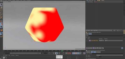 Tip for Animating Vertex Maps Using Pose and Morph Deformer