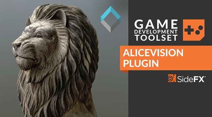 AliceVision Comes to Houdini's Game Tools as a Plugin - Lesterbanks