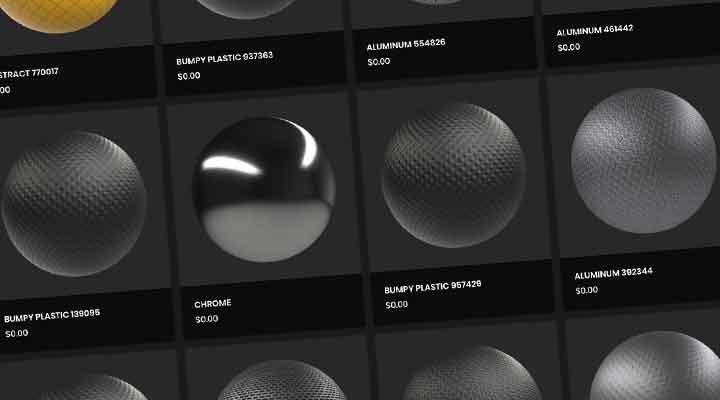 Download Free Maya Arnold Shaders from VisualAct - Lesterbanks