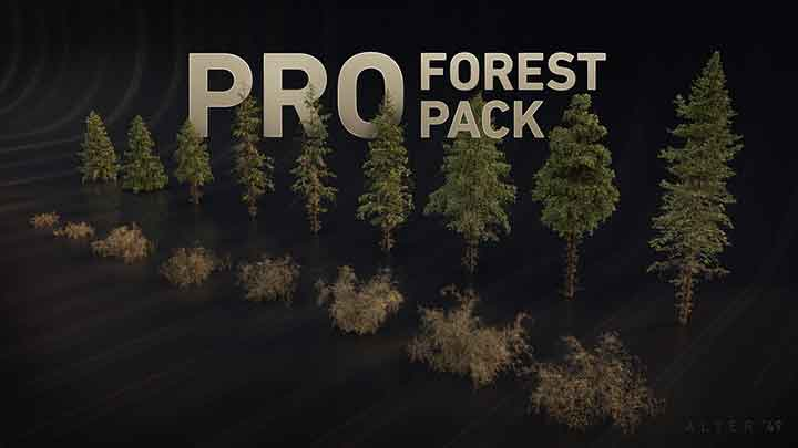 Check Out this Free Forest Pack From Alter 49