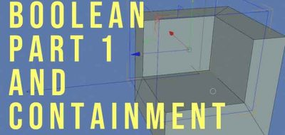 Creating Bevels for Boolean Intersections in C4D - Lesterbanks