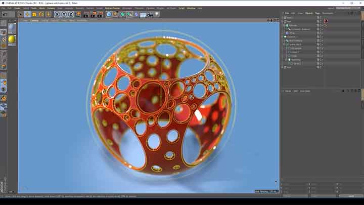 How to Model Procedurally and Parametrically in C4D