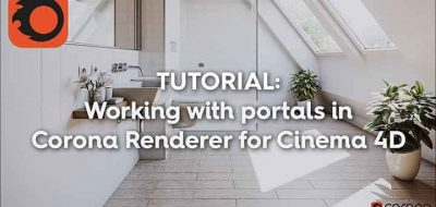Corona Renderer 4 for C4D Released with New Caustics Feature