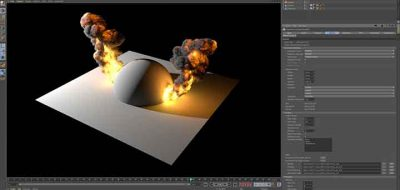 JetFluids for C4D is Now Free for R20 Users - Lesterbanks